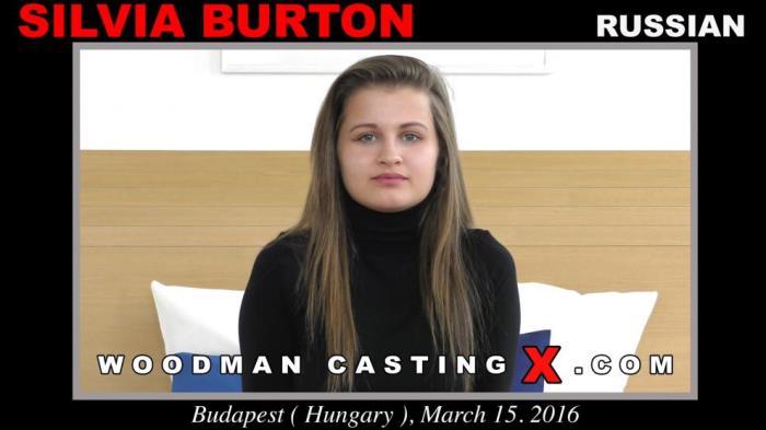 Silvia Burton - Woodman Casting (FullHD 1080p) - WoodmanCastingX - [2019]