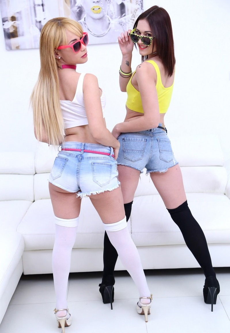Mina, Natasha Teen - Natasha Teen fisted by Mina assfucked 3on1 with DP, DAP triple penetration SZ2113 [LegalPorno] 2019