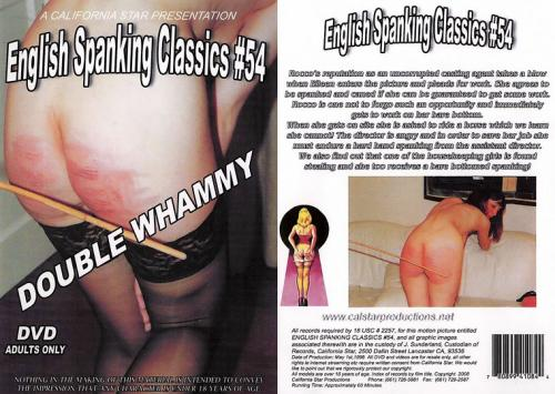 Eileen, Rocco - English Spanking Classics 54 - Double Whammy (California) [SD 480p]