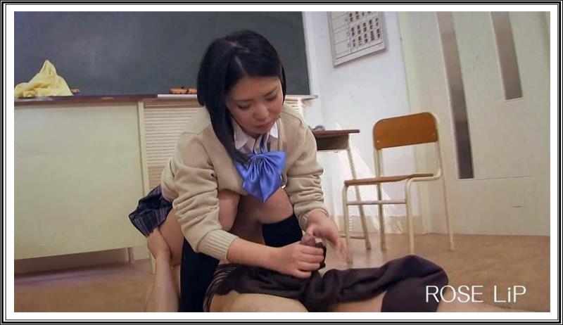 Tsuyo - SEX kind of maternal love JK Tsuyo likely (Roselip-Fetish) [HD 720p]
