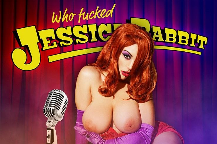 Blondie Fesser - Jessica Rabbit A XXX Parody (Vrcosplayx) [FullHD 1080p]