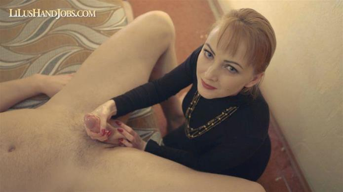 Lilu POV HandJob for Stranger 3 big cum / Lilu / 16-01-2019 [HD/720p/WMV/289 MB] by XnotX