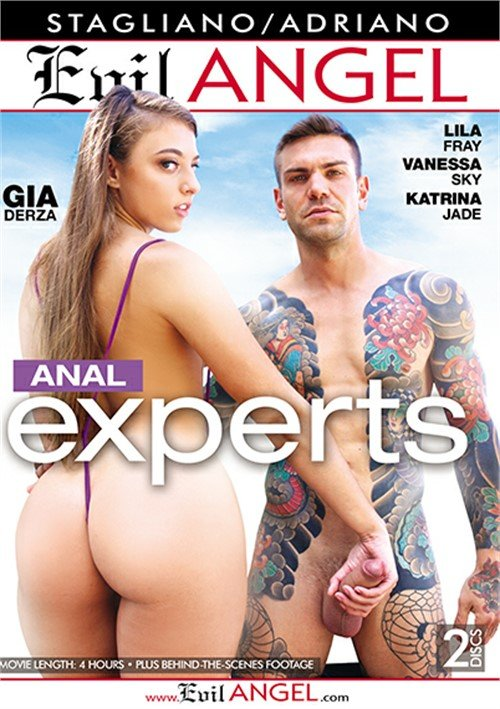 Anal Experts (SD 480p) - EvilAngel - [2019]