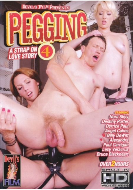 Pegging: A Strap On Love Story 4 (SD/1.36 GB)