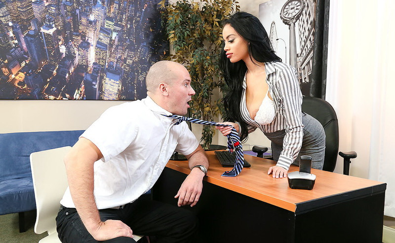 Victoria June - Naughty Office (NaughtyAmerica) [FullHD 1080p]