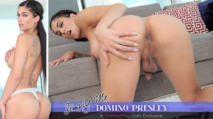 Domino Presley - Simply Me (FullHD 1080p) - Trans500 - [2019]