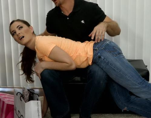 Molly Jane - Punishment For Stealing (HD)