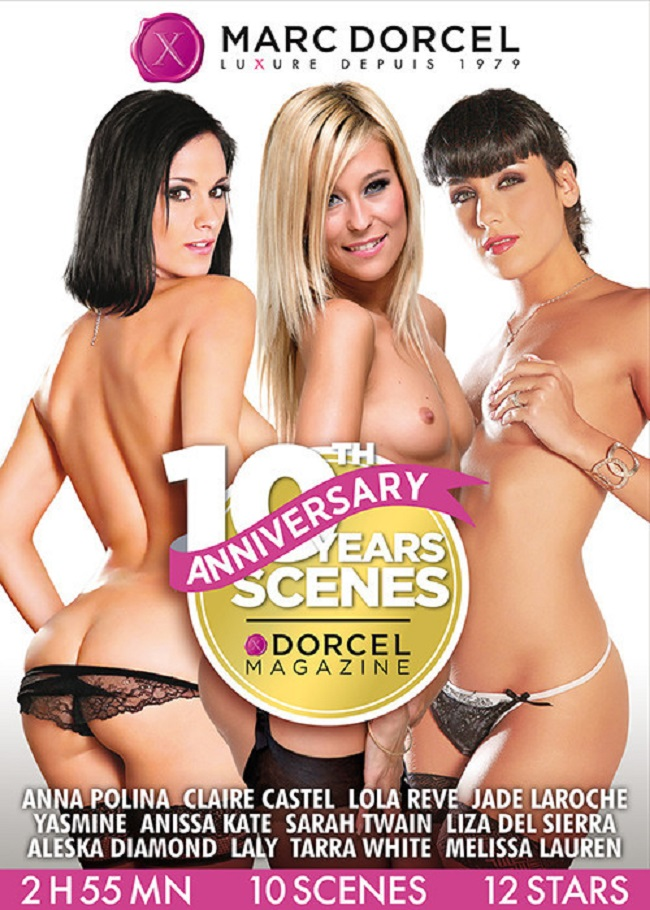Best Of Dorcel Magazine (SD / 540p / 2019)
