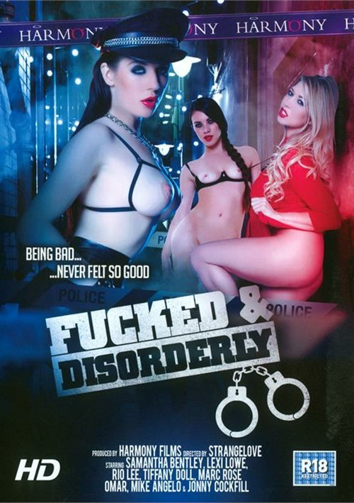 Fucked and Disorderly (SD/2.10 GB)