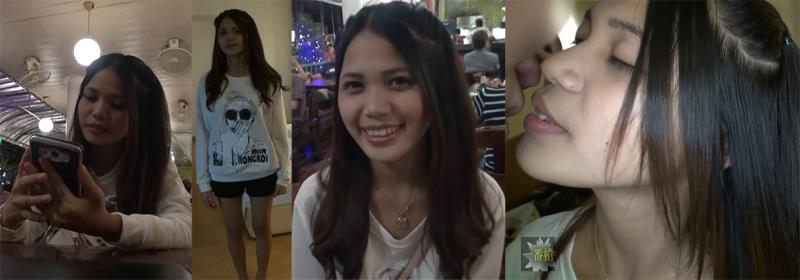 Jenny: A masterpiece of miracles! Thai real amateur cum shot out (HD / 720p / 2019) [Heydouga]