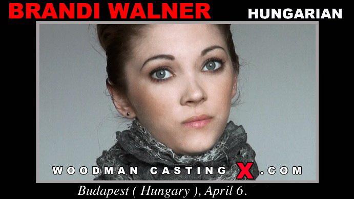 Brandi Walner - Woodman Casting (WoodmanCastingX) [HD 720p]