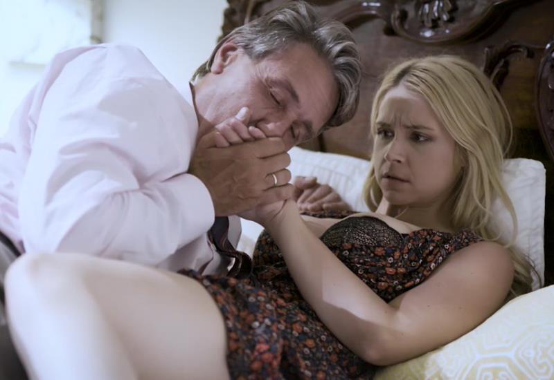 Sarah Vandella, Elena Koshka: The Daughter Disaster p1 (FullHD / 1080p / 2019) [Clips4Sale]