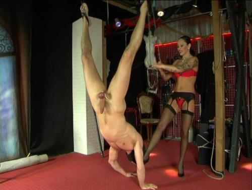 Empress Cruel - Balls Brutal Tortured By The Empress ... (SD)