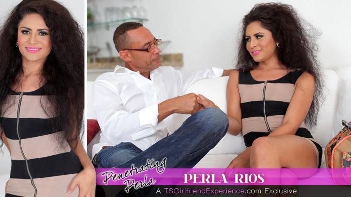 Perla Rios - Penetrating Perla (FullHD 1080p) - Trans500 - [2019]