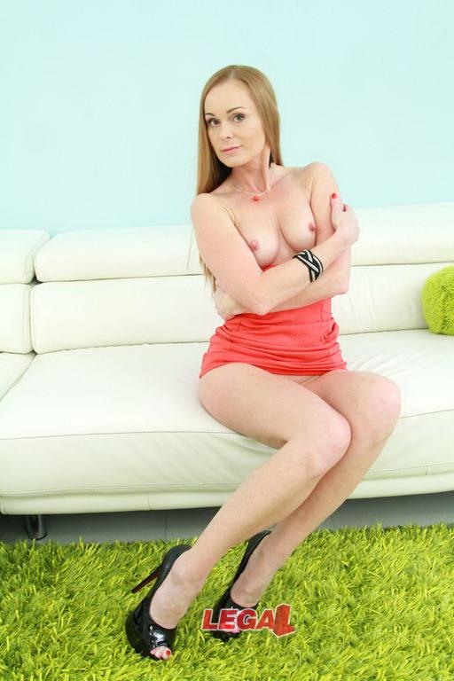 LegalPorno: Hot MILF slut Nika enjoys a lot of anal fucking DP SZ1507 - Nika [2018] (HD 720p)