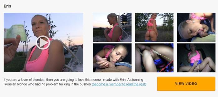 Erin - Public Agent (FullHD 1080p) - PublicAgent - [2019]