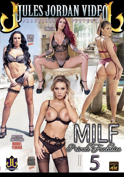 MILF Private Fantasies 5 (SD 480p) - JulesJordan - [2019]