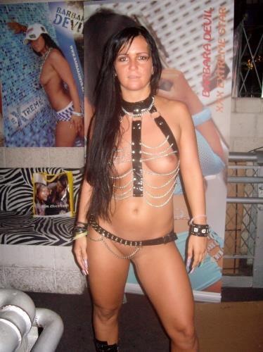 Barbara Devil - Bukkake... (SD)