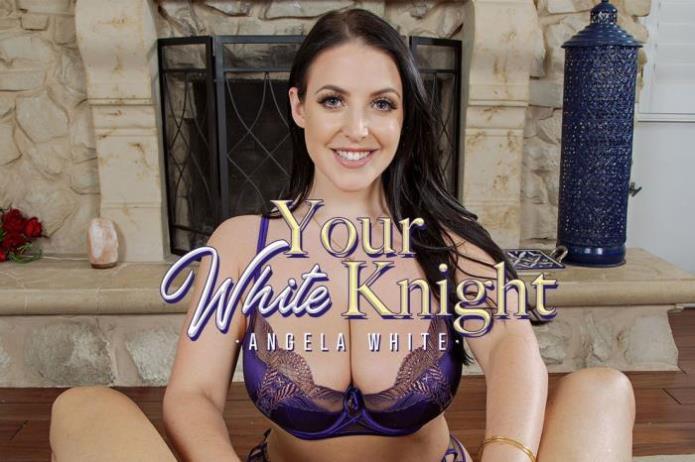 Your White Knight / Angela White / 27-01-2019 [3D/UltraHD 2K/1920p/MP4/8.21 GB] by XnotX