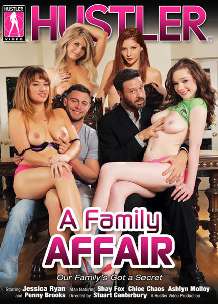 A Family Affair (SD 406p) - HustlerVideo - [2019]