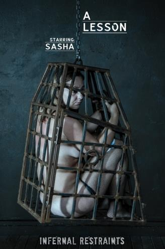 Sasha - A Lesson (04.02.2019/InfernalRestraints.com/HD/720p)