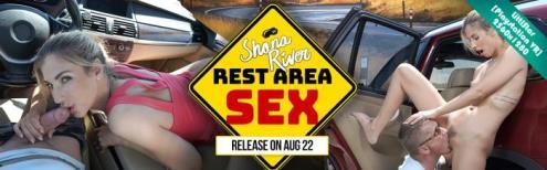 Shona River - Rest Area Sex (06.02.2019/RealityLovers.com/3D/VR/UltraHD 2K/1280p)