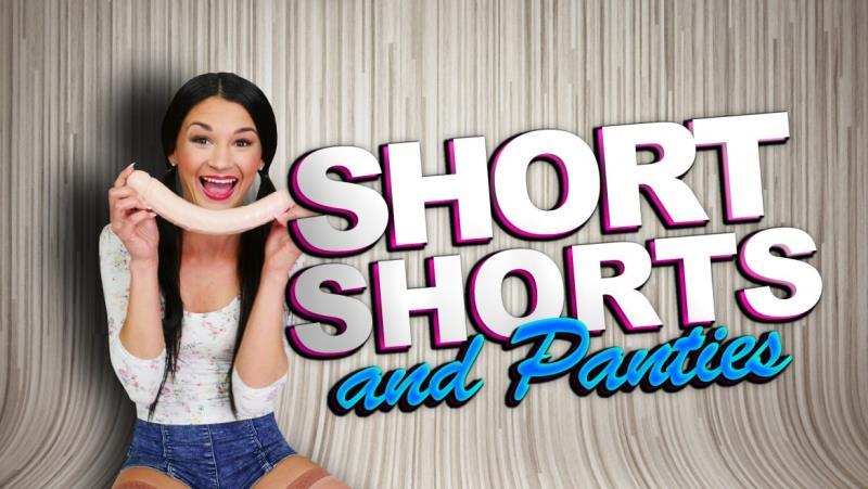 Rosalina Rosa: Short Shorts Slut (FullHD / 1080p / 2019) [StockingsVR]