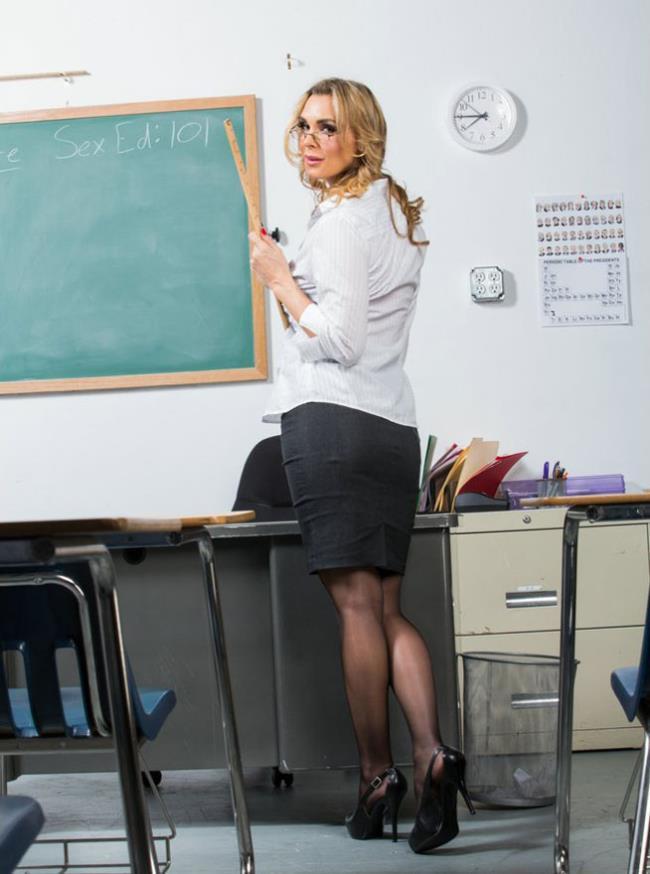 PureMature.com - Tanya Tate- Hot Teacher [2019 HD] (Big Tits, Milf, Hardcor ...