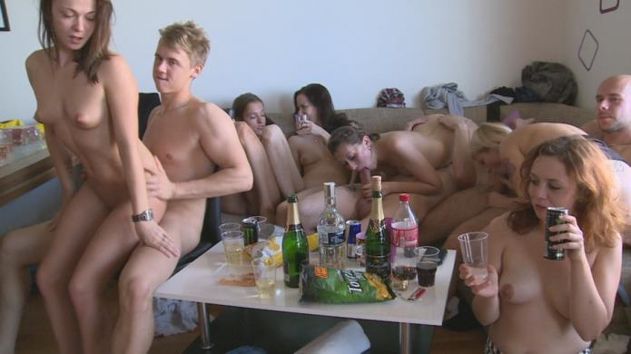 Czech Home Orgy 9 - Part 3 / Eurobabes / 01-02-2019 [HD/720p/WMV/483 MB] by XnotX
