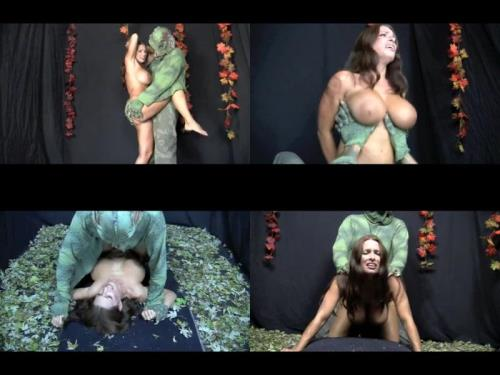 Goldie Blair - Lizardman Rape [SD, 360p] [Clips4sale.com]
