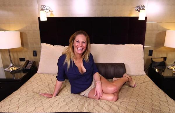 Kimber - Back for a 2 cock special [HD 720p] 2019