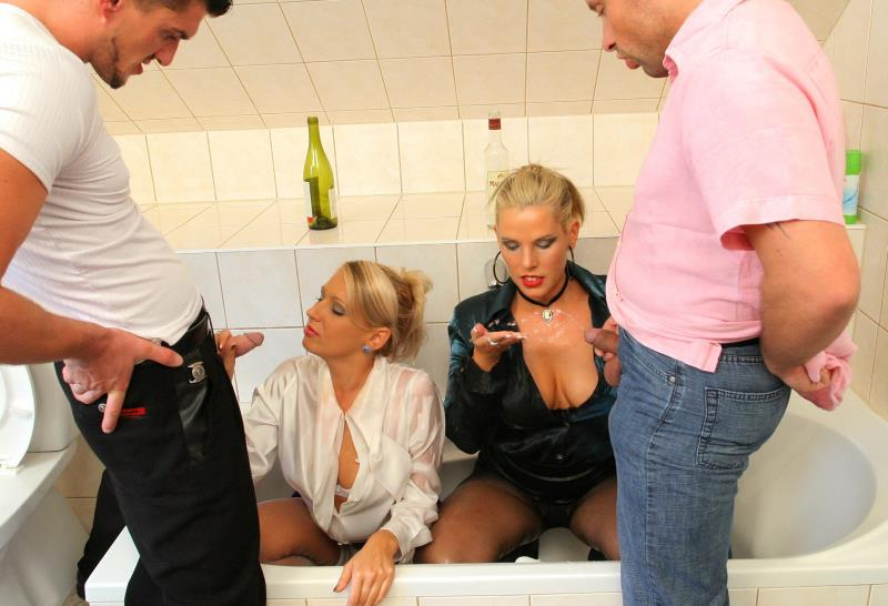 Tainster: Juicy Wet Snatch Gets Even Wetter! - Piss [2018] (SD 540p)