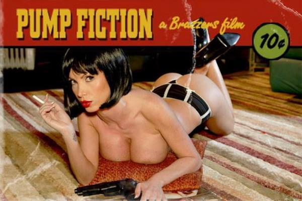 Pump Fiction - Nikki Benz, Courtney Cummz [PornStarsLikeItBig/Brazzers] (SD 432p)