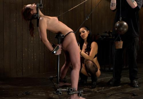 Isis Love, Amber Rayne, The Pope - Part 1 of 4 of the Live February Shoot (482 MB)