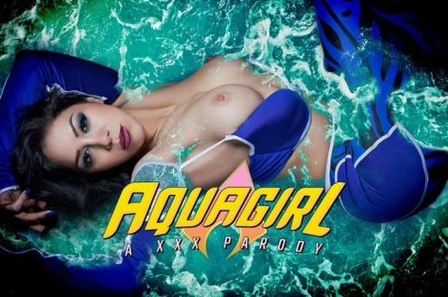 Julia De Lucia - Aquagirl: Sub Diego A XXX Parody (26.02.2019/VRcosplayx.com/3D/VR/UltraHD 2K/1440p)