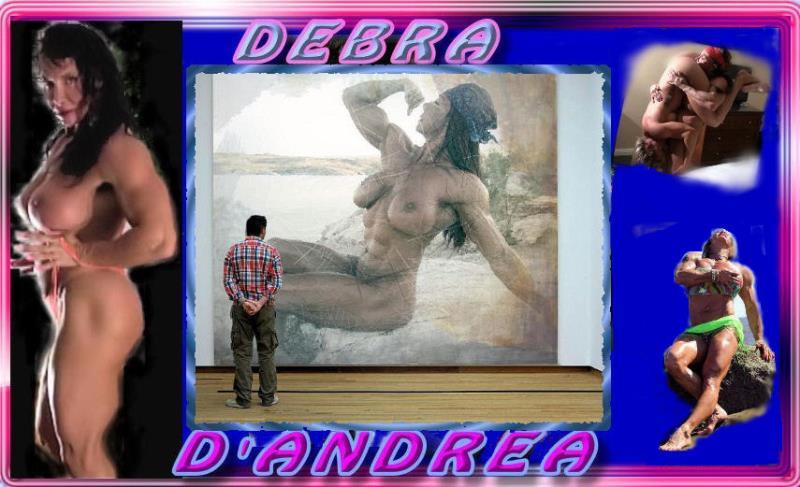 Debradanrea/Jazzmon /Ironbelles: Debra D