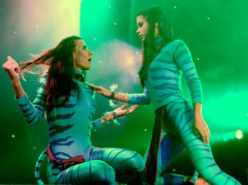 Caprice - Live Lesbian Show in Oslo - Sexhibition