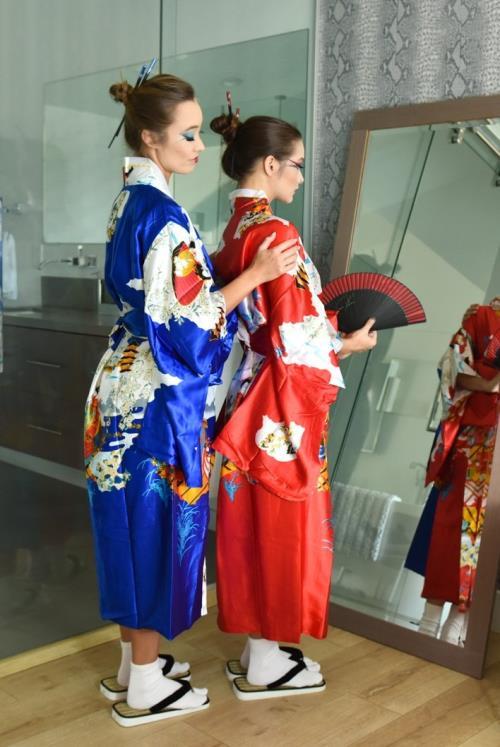 Alex De La Flor , Christy Love - Memoirs Of A Gushing Geisha