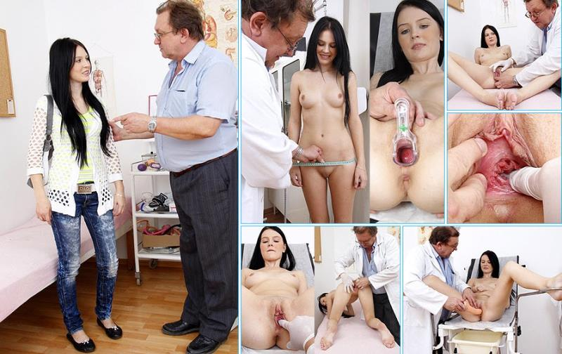 ExclusiveClub: 18 years girls gyno exam - Lucianna [2018] (HD 720p)