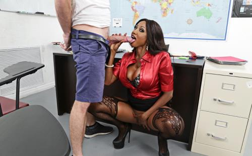 Diamond Jackson - My First Sex Teacher