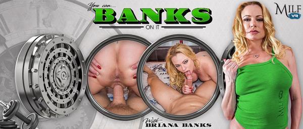 Briana Banks - You Can Banks On It [UltraHD 2K 1600p] 2019