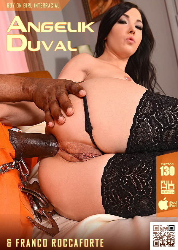Angelik Duval - House Of Taboo (DDFNetwork) [FullHD 1080p]