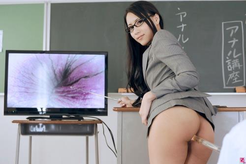 Ren Azumis - Anal Lesson (2019/FullHD)