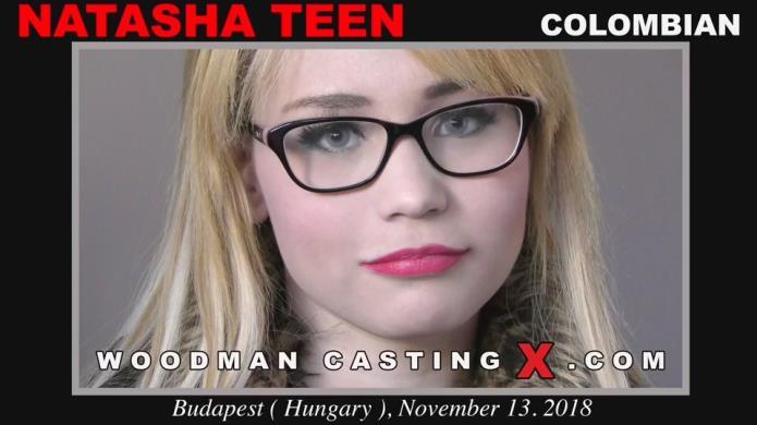 Casting X 201 / Natasha Teen / 19-02-2019 [FullHD/1080p/MP4/2.85 GB] by XnotX