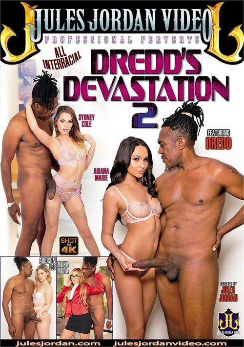 Dredds Devastation 2 (SD 480p) - JulesJordan - [2019]