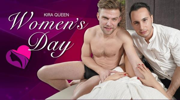 Kira Queen, Raul Costas, Vincent - Womens Day [UltraHD 2K 1440p] 2019