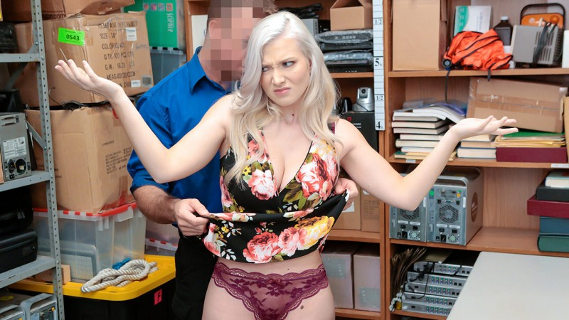 Emily Right: Hardcore (SD / 480p / 2019) [Shoplyfter]
