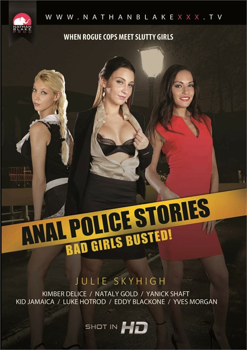 Anal Police Stories [HD 720p]
