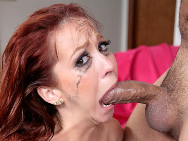 Trinity Post - She Loves To Gag On Cock (2019/SD)