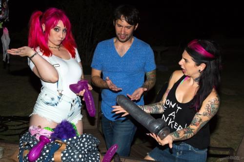 Proxy Paige - Proxy Paige Butt Fun, Scene 1 (SD)
